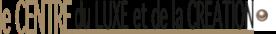 Le Centre Du Luxe et de la Création Logo