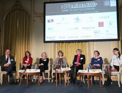 16ème Sommet  du Luxe et de la Création   Les nouvelles valeurs du Luxe